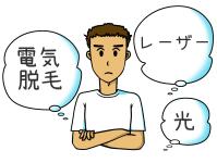 ヒゲ脱毛埼玉